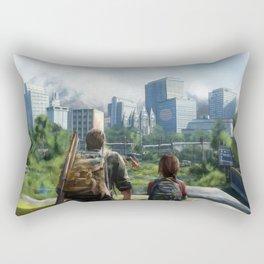 Vanishing Grace Rectangular Pillow