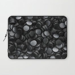 Hockey pucks Laptop Sleeve
