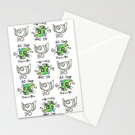 All Dogs Go To Heaven Stationery Cards