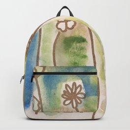 Flower rythm Backpack