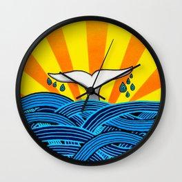 Aleta Wall Clock