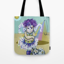 Bestiolas 3 (Little Creature) Tote Bag