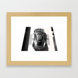 The C-FMX Concept Car No.3 B/R Framed Art Print