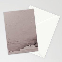 Noite de Outuno - Pedra Grande / Atibaia - SP / Brasil Stationery Cards
