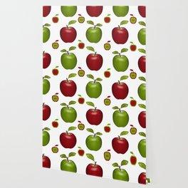 Apples Composition Wallpaper