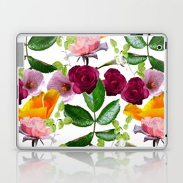 Kiddy Florals Laptop & iPad Skin