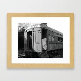 Breakdown Framed Art Print