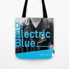 DJ Electric Blue / Pray for Taiwan Tote Bag