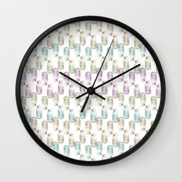 Drink me! Wall Clock