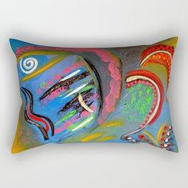 Jazz in Color Rectangular Pillow