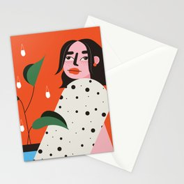 Isolation Friends Stationery Cards