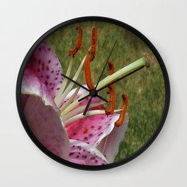 Extension Wall Clock