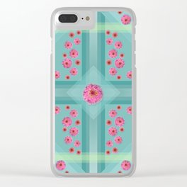 Berries Clear iPhone Case