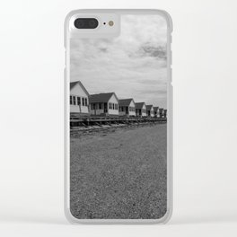 House after house Truro Cape Cod Massachusetts Clear iPhone Case