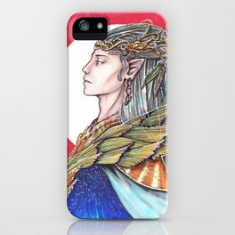The Elven King iPhone Case