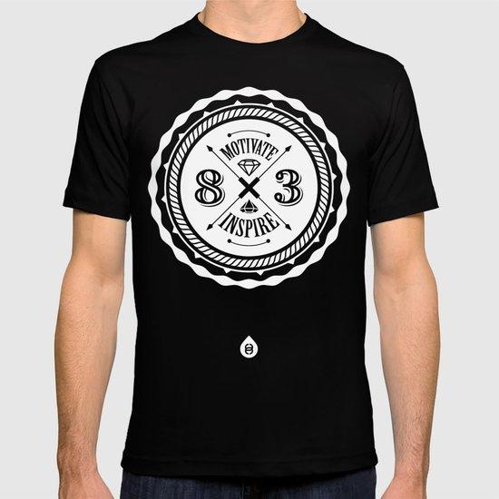 Motivate & Inspire (White) T-shirt