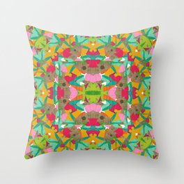 Collide 3.5 Throw Pillow