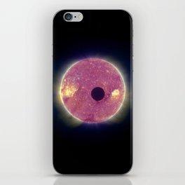 """""""Lunar Transit"""" iPhone Skin"""