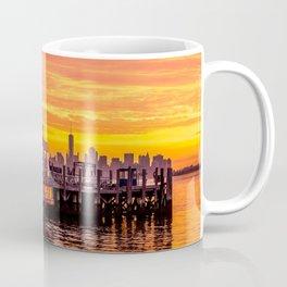 Ferry Boat John F. Kennedy Coffee Mug