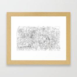 VENTUSSIGNA Framed Art Print
