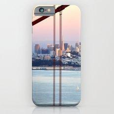 SAN FRANCISCO & GOLDEN GATE BRIDGE AT SUNSET  Slim Case iPhone 6s