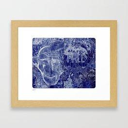 freesupposition Framed Art Print