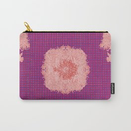 Crysanthemums Carry-All Pouch