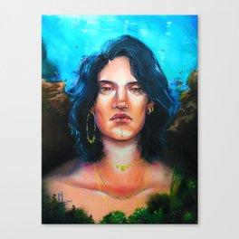 El Tesoro (The Treasure) Canvas Print