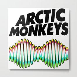 arcticmonkeys 7 Metal Print