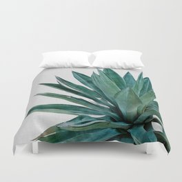 Agave Cactus Duvet Cover