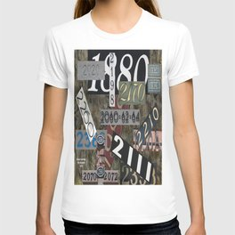 House Numbers T-shirt