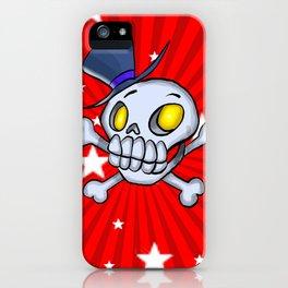 Skull & Bones iPhone Case