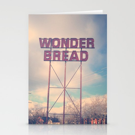 Always Wonder Stationery Cards