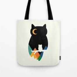 Eye On Owl Tote Bag