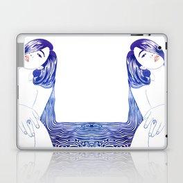Water Nymph XL Laptop & iPad Skin