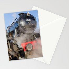 48624 Steam locomotive Stationery Cards