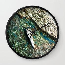 Parapeto natural Nº3 Wall Clock