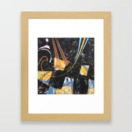 G.T.F.O. Framed Art Print