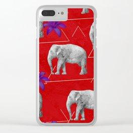 SISTERHOOD 2.0 Clear iPhone Case
