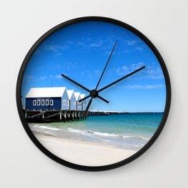 Busselton Jetty Wall Clock