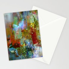 A contemporary place Stationery Cards