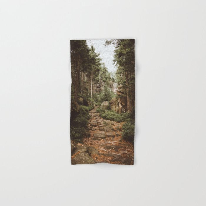 Table Mountains - Landscape and Nature Photography Hand & Bath Towel
