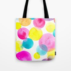 Confetti paint Tote Bag