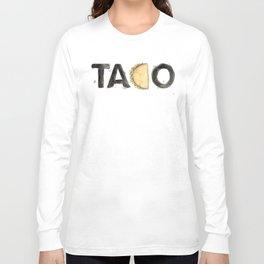 Favourite Things - Taco Long Sleeve T-shirt