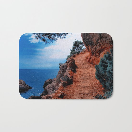 Way To The Top Bath Mat