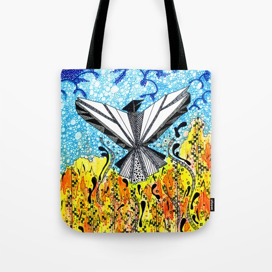 Freedom From Your Chaos 2 Tote Bag