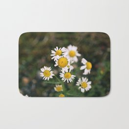 Flower Photography by Brendan Hollis Bath Mat
