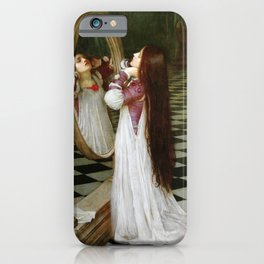 John William Waterhouse - Mariana in the South iPhone Case