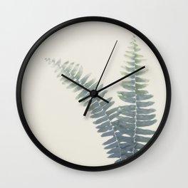 FERNZ Wall Clock