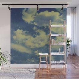 Instant Series: Clouds II Wall Mural